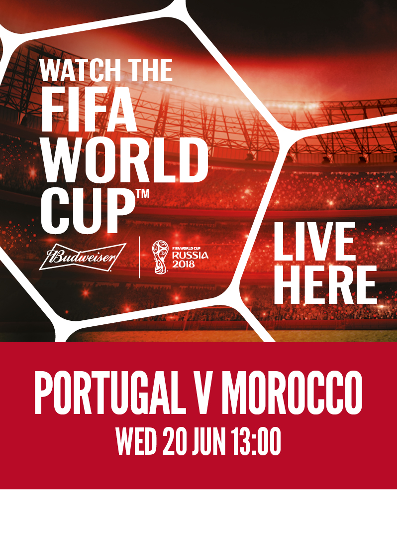 Portugal vs. Morocco