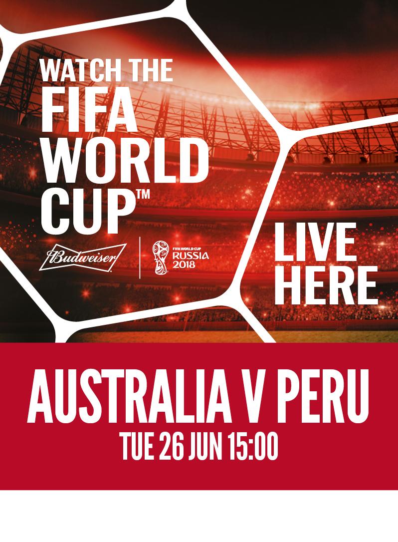 Australia vs. Peru