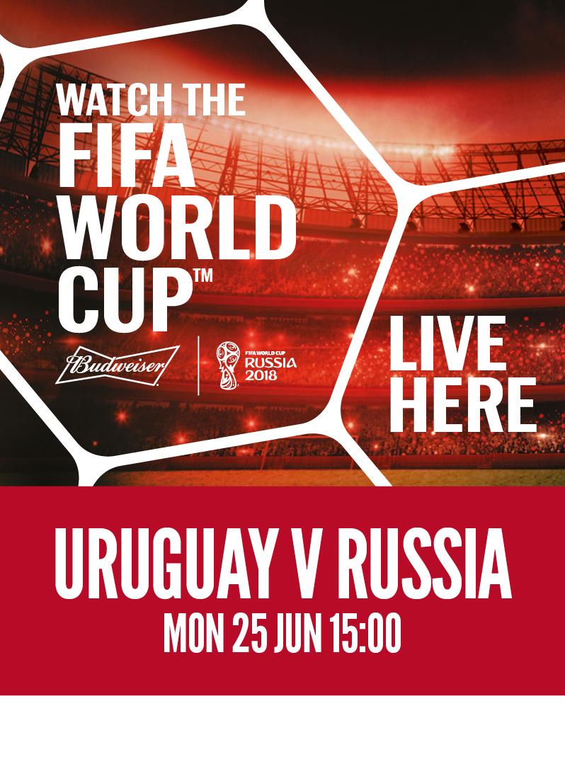 Uruguay vs. Russia