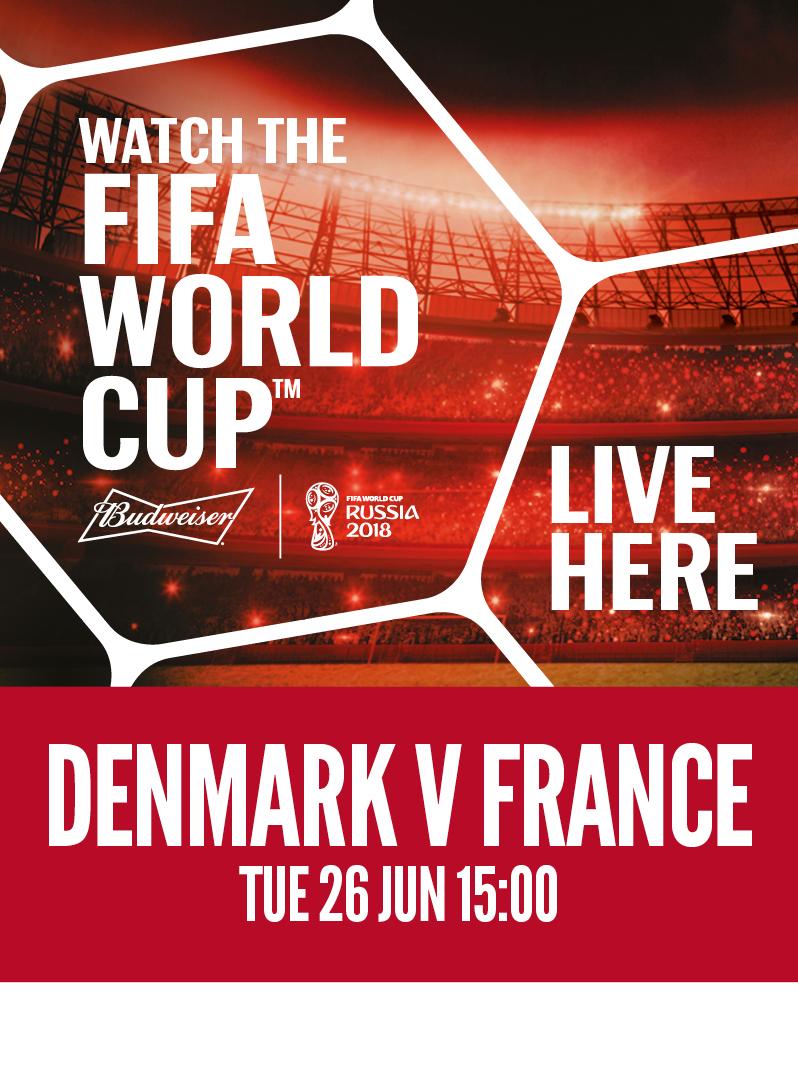Denmark vs. France