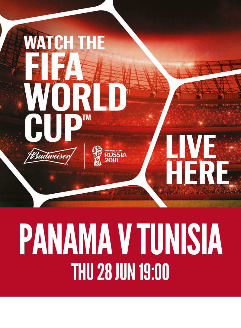 Panama vs. Tunisia