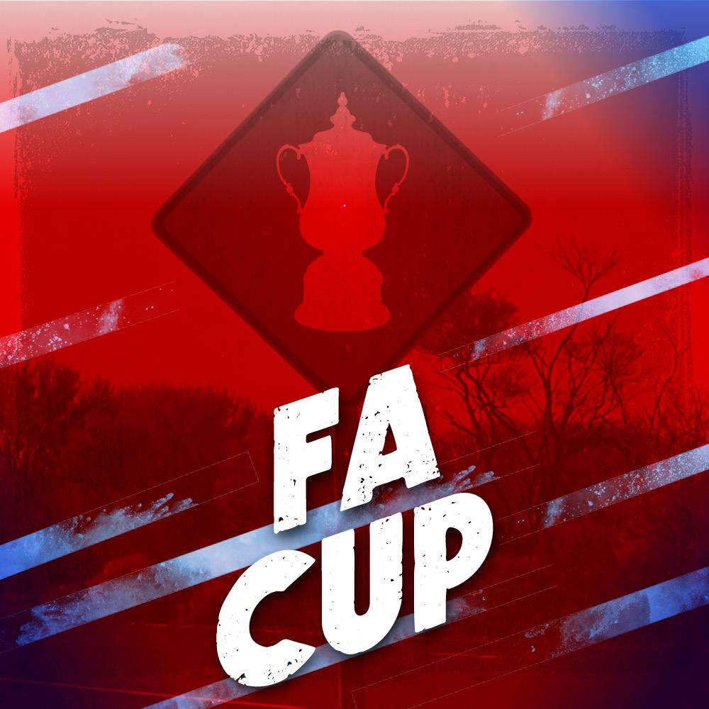 FA Cup Football at Walkabout