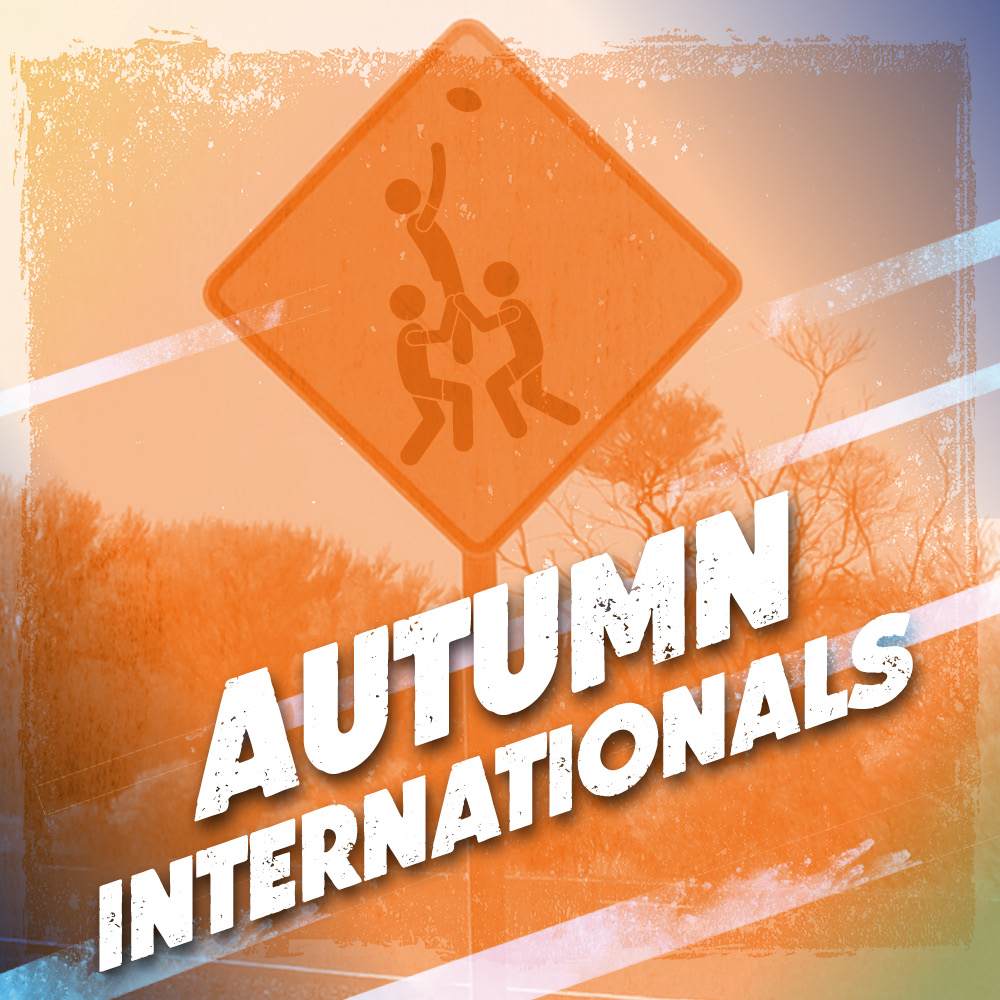Autumn Internationals at Walkabout