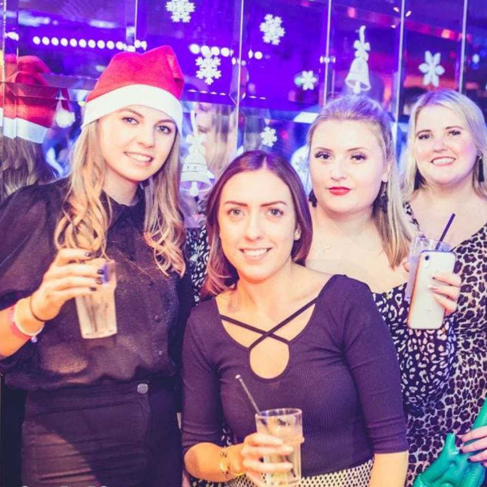 Booking your Christmas Party