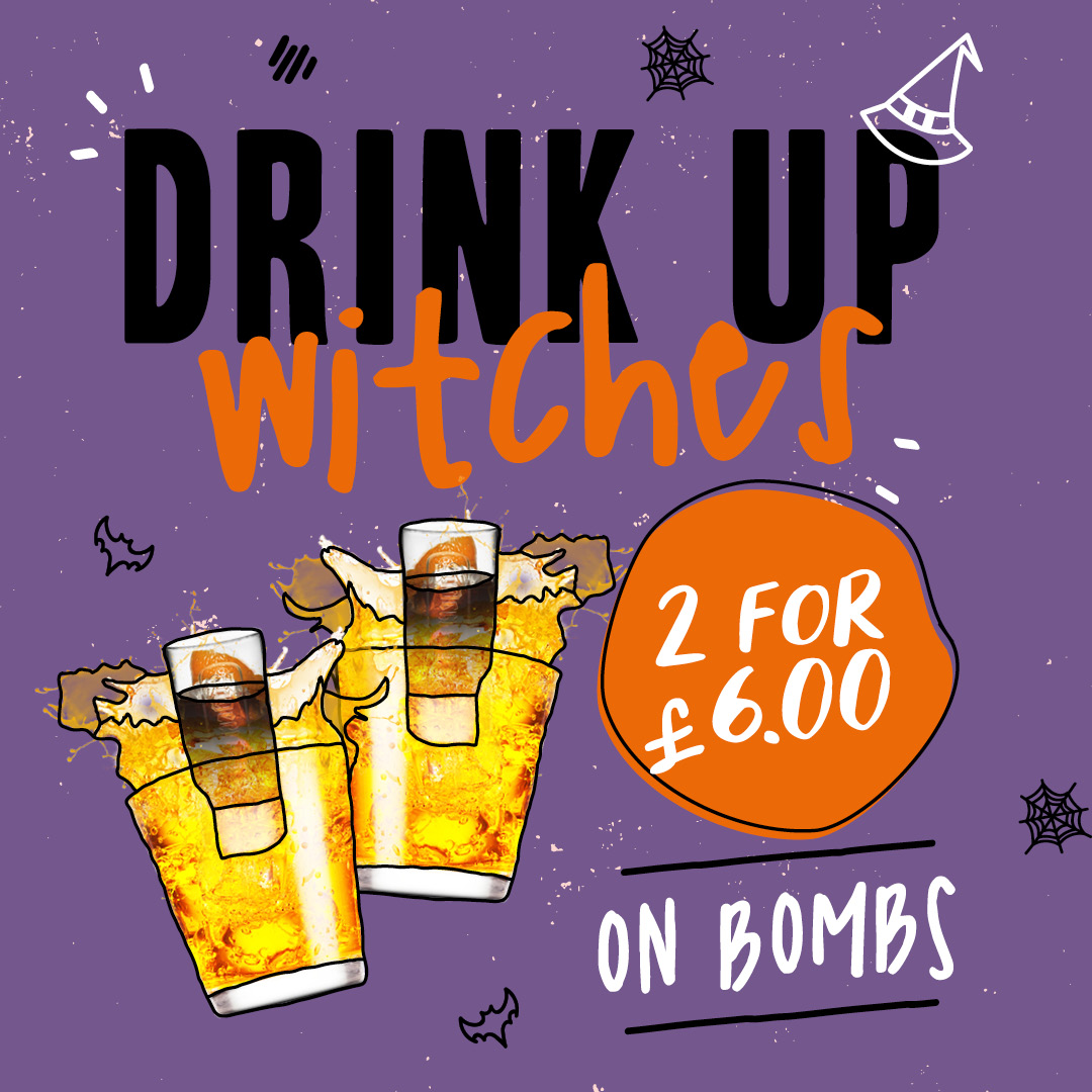 2 bombs for £6