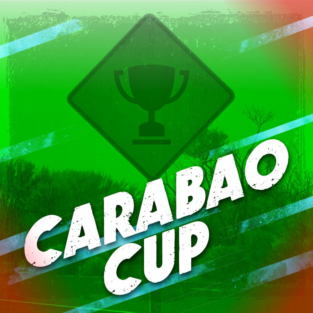 Carabao Cup Football at Walkabout