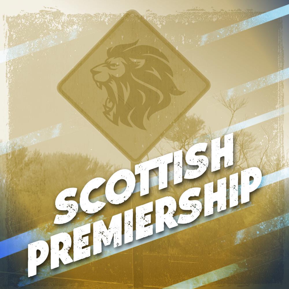 Scottish Premiership Football at Walkabout