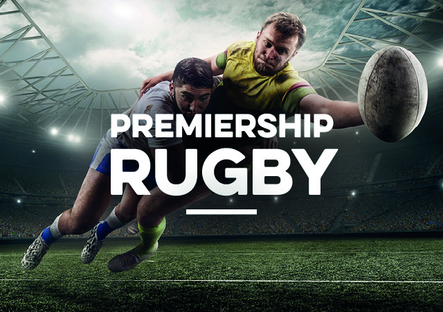 Premiership rugby live at your local pub