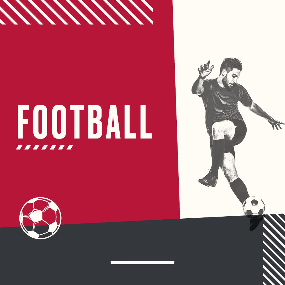 Football at Sports Bar & Grill