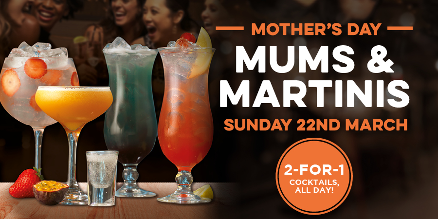 Mums and martinis