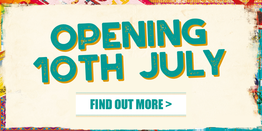 Opening Soon - Salsa - 10th July