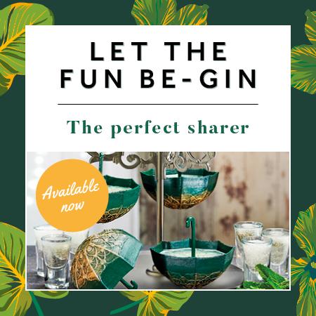 Gin Sharer