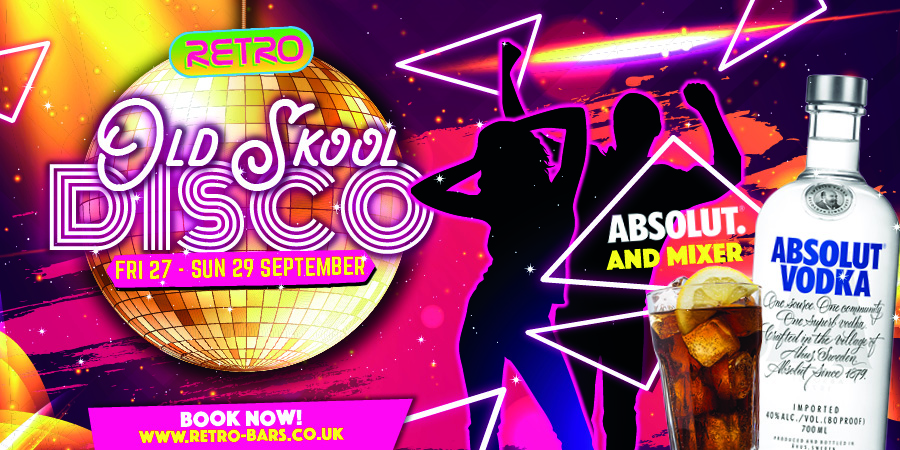 Old Skool Disco at Retro