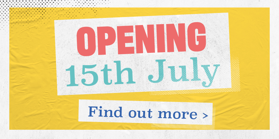 Opening on 15th July
