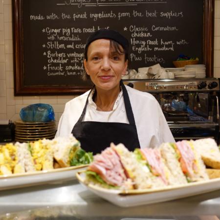 Sonyas Sandwiches