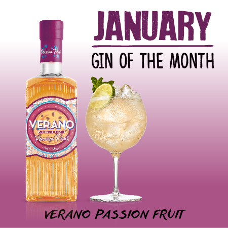 Gin of the Month - Verano Gin