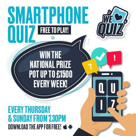 Quiz - Thursday and Sunday