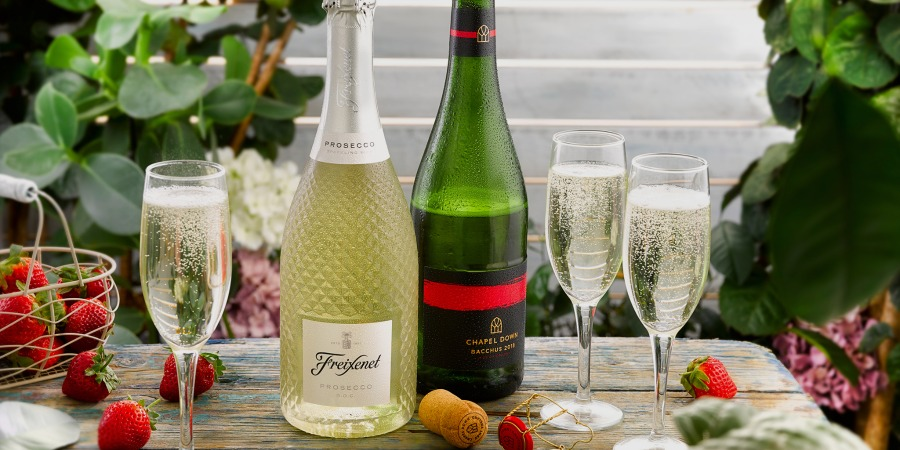 Prosecco drinks image
