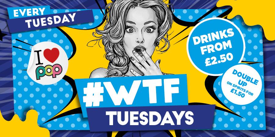 #WTF Tuesdays