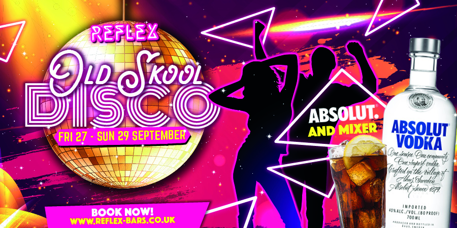 Old Skool Disco at Reflex