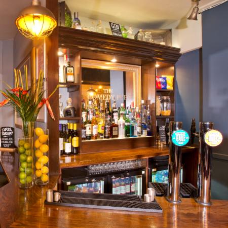 The Comedy Pub London