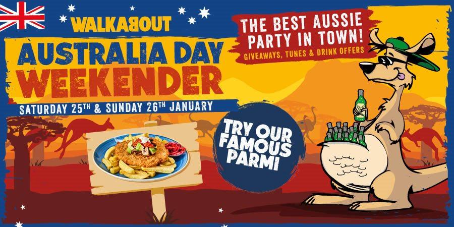 Australia Day Weekender