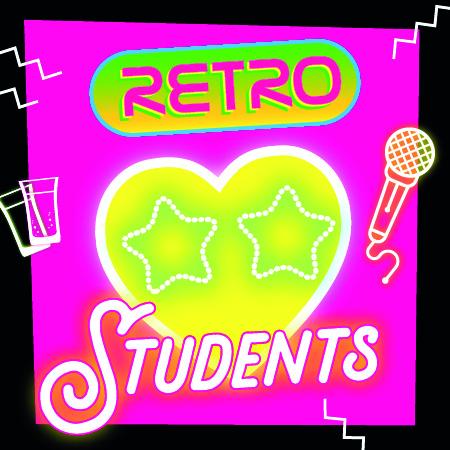 Retro Loves Students!
