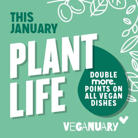 Plant Life Veganuary