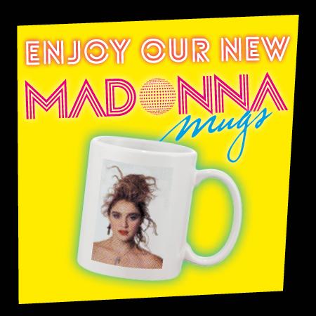 Madonna Mugs