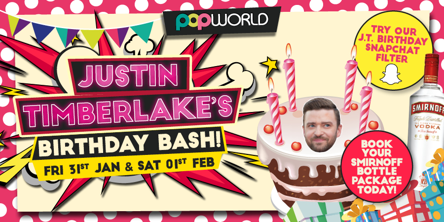 Justin Timberlake Event