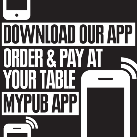 Download our order and pay app!