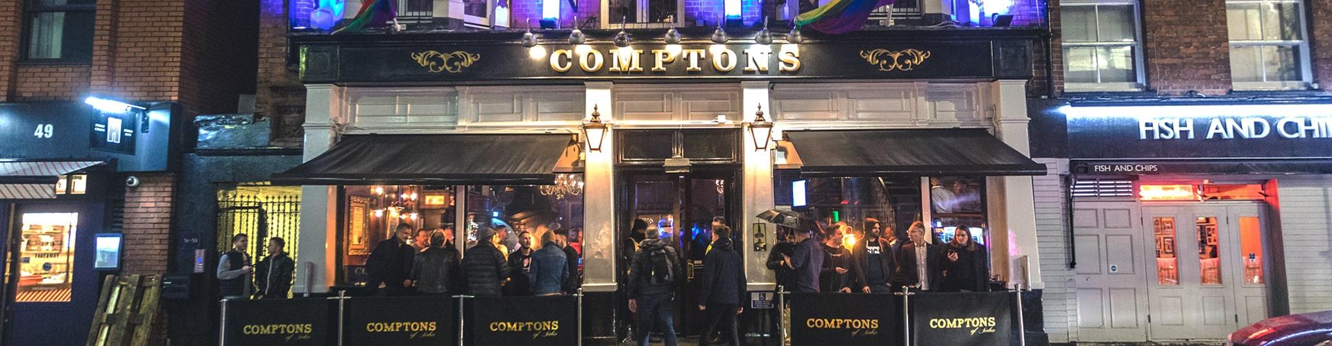 2020 - Venues - Comptons Soho