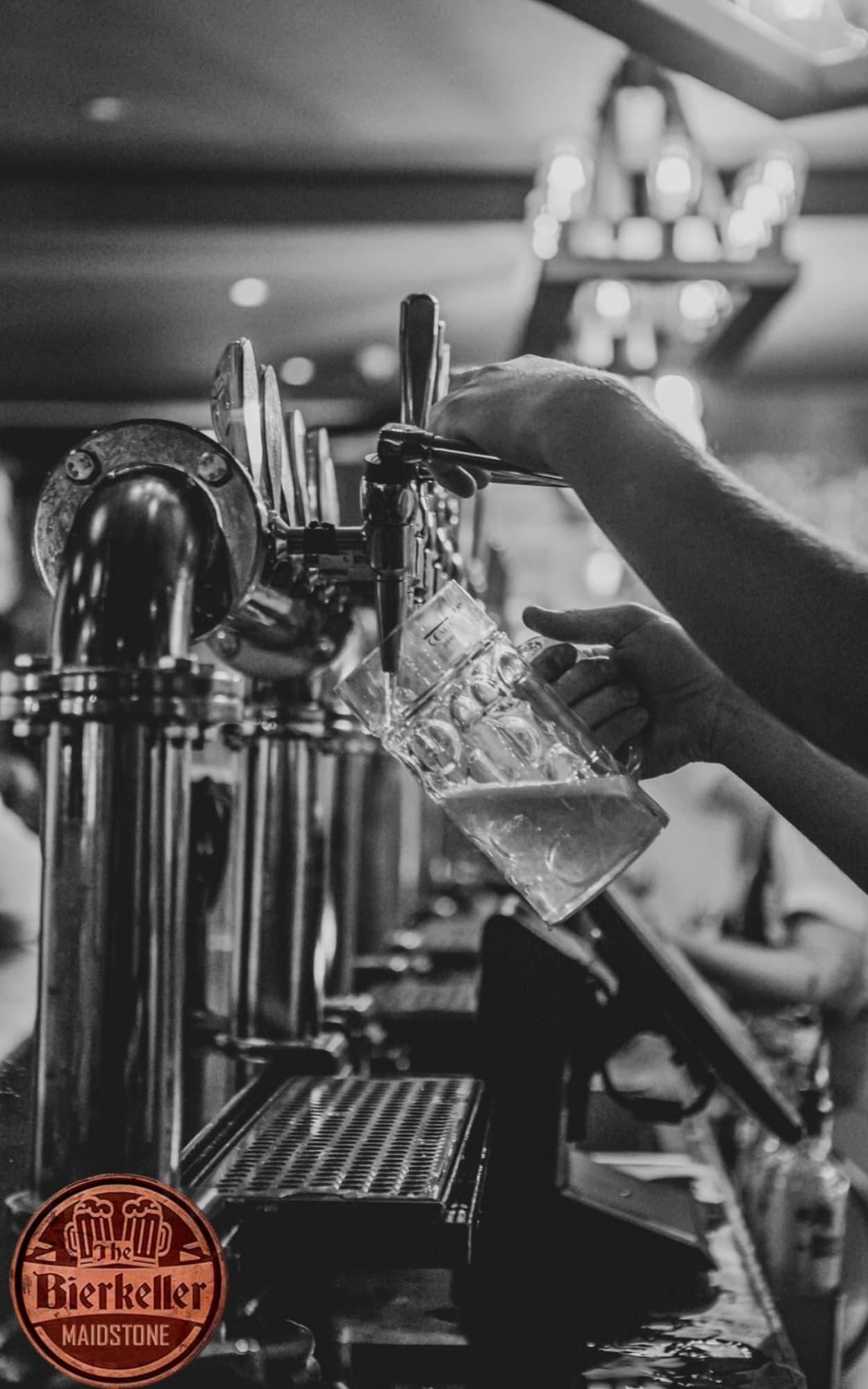 Bierkeller Maidstone Drinks