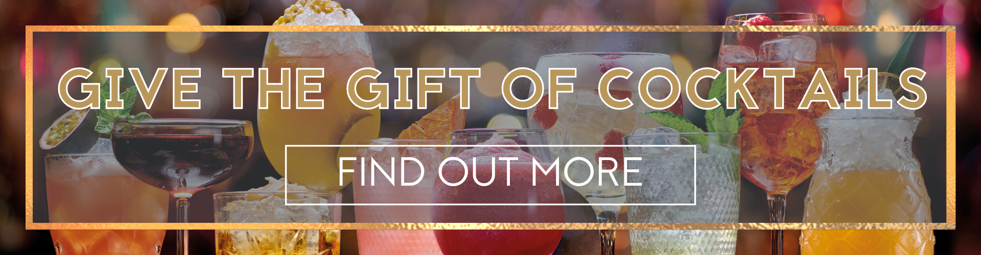 Give the Gift of Cocktails