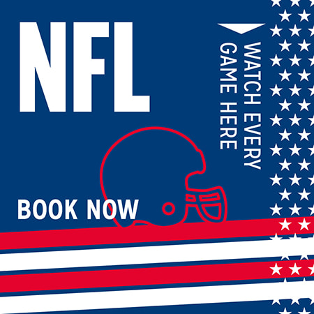 Watch NFL live at a Student Pub Near You