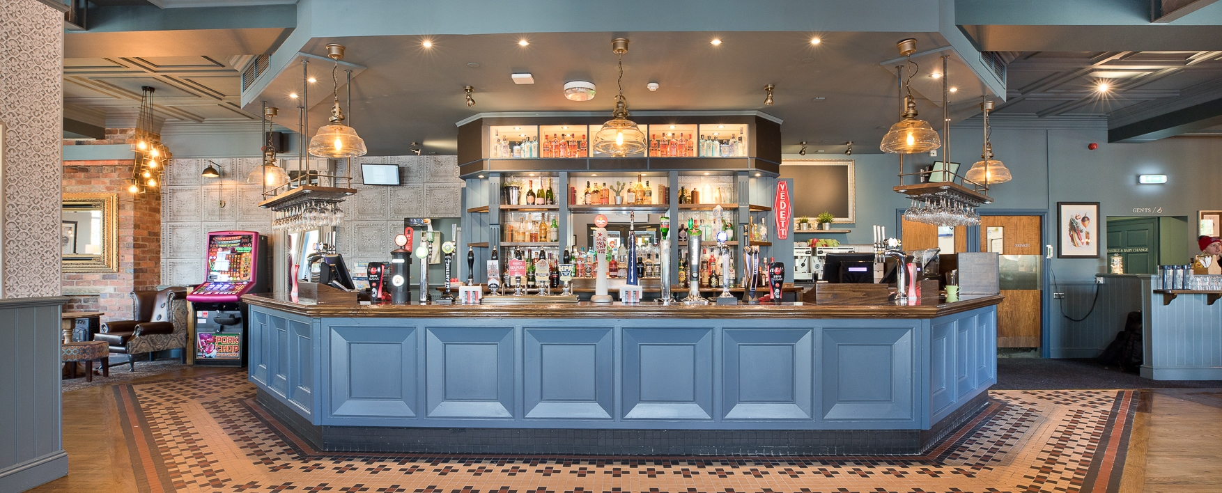 Varsity Pubs In Coventry Serving Pub Food