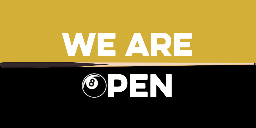 2021 - Felsons - We Are Open