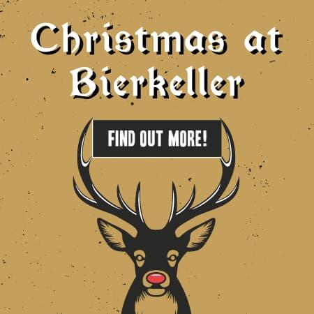 Bierkeller Maidstone Christmas