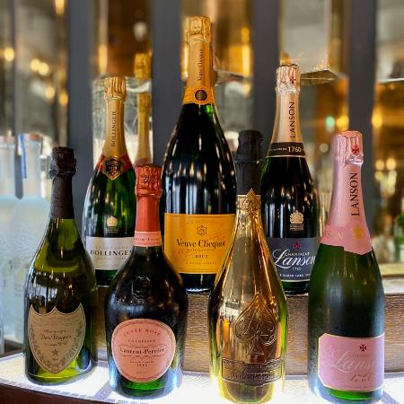 2021 - Venues - Rupert Street - Champagne