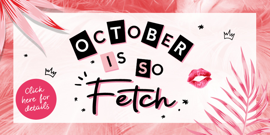 October Is So Fetch