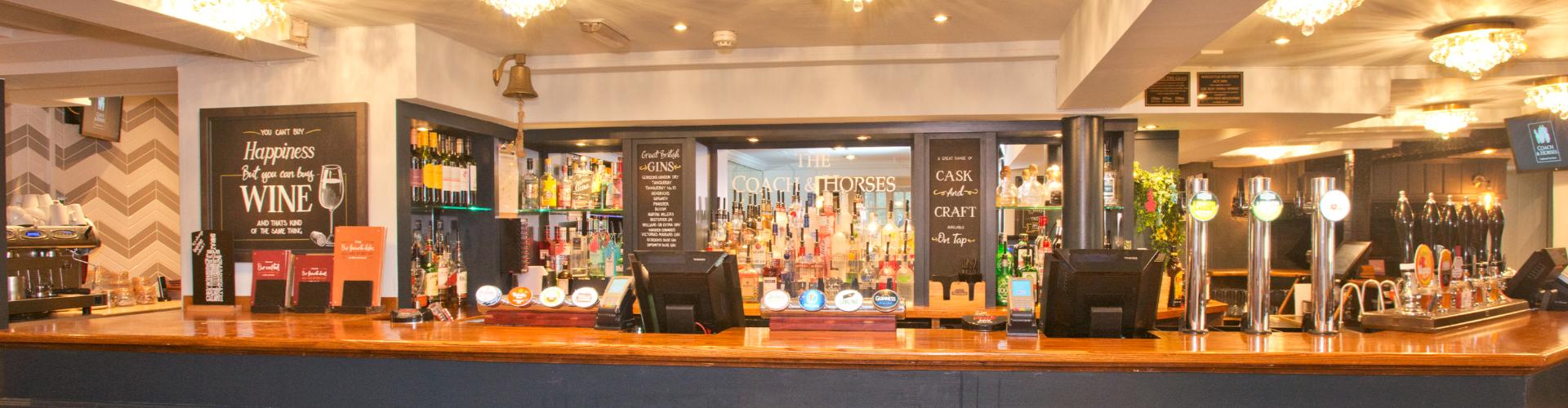 Coach Horses Traditional Country Pubs In Ickenham Uxbridge