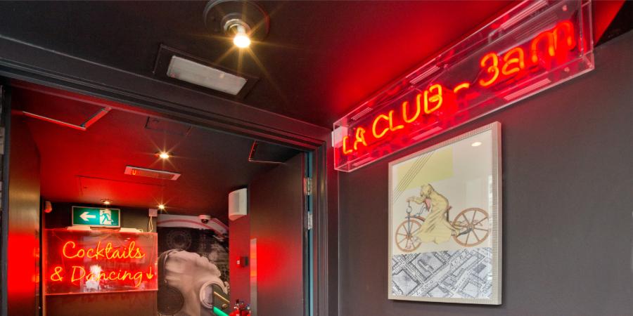 LA Club Covent Garden