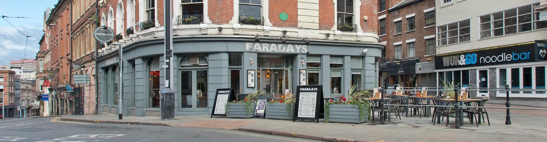 2021 - TPK - Faradays Nottingham