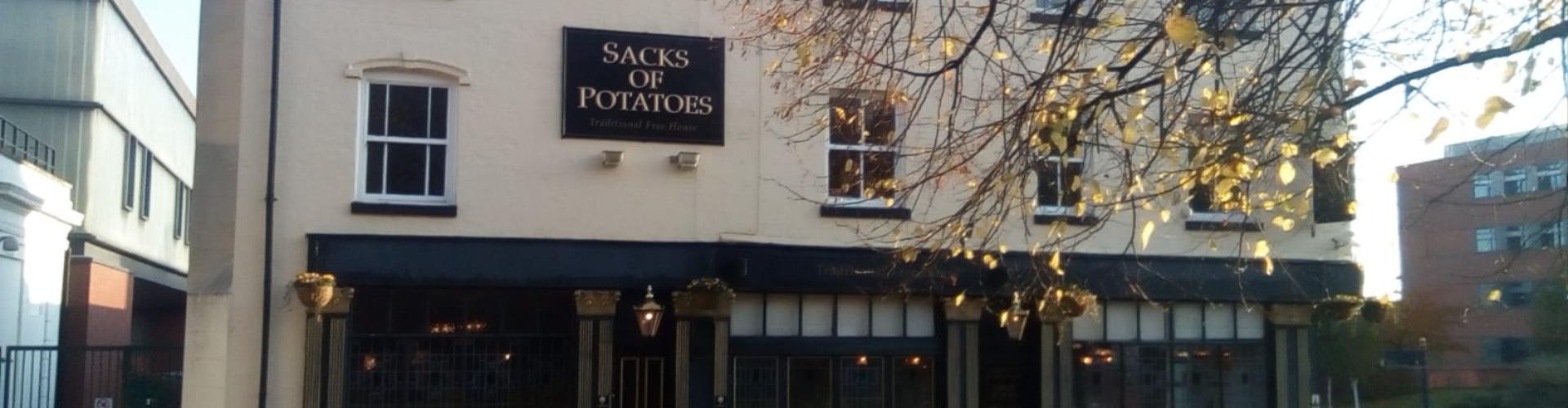 2018 - PP - Sacks of Potatoes