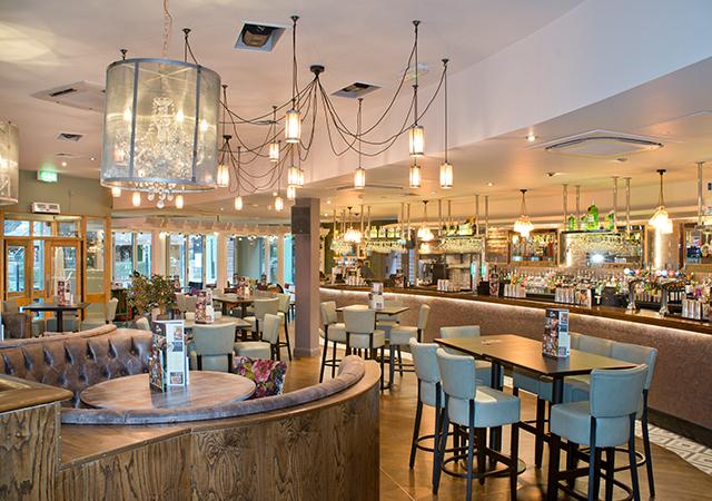 Cocktail Bar In Birmingham Brindley Place Slug And Lettuce