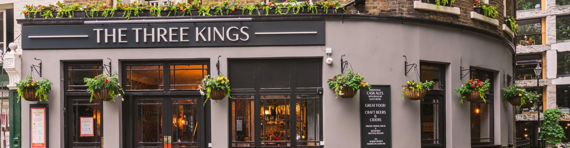 2020 - City Taverns - Three Kings