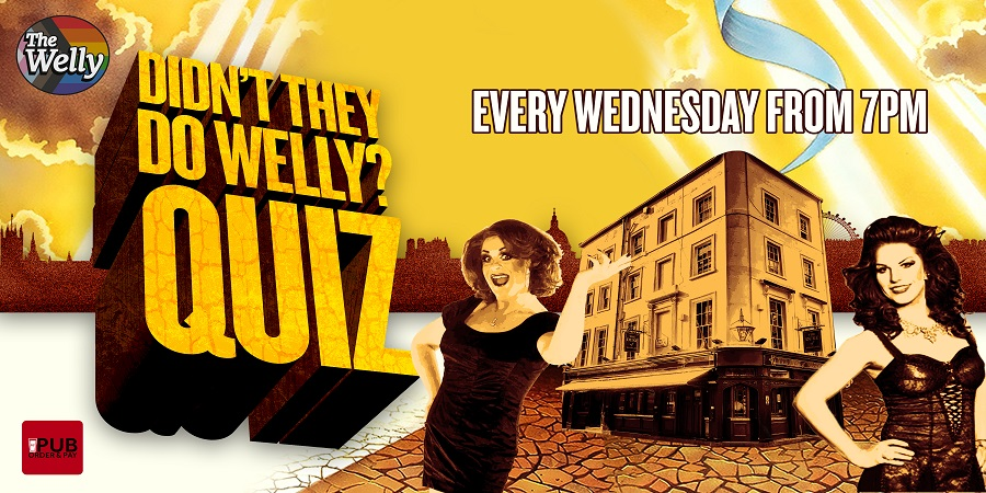 Welly Quiz