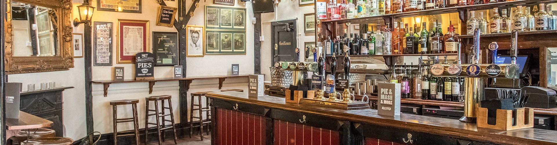 2020 - City Taverns - Bell London