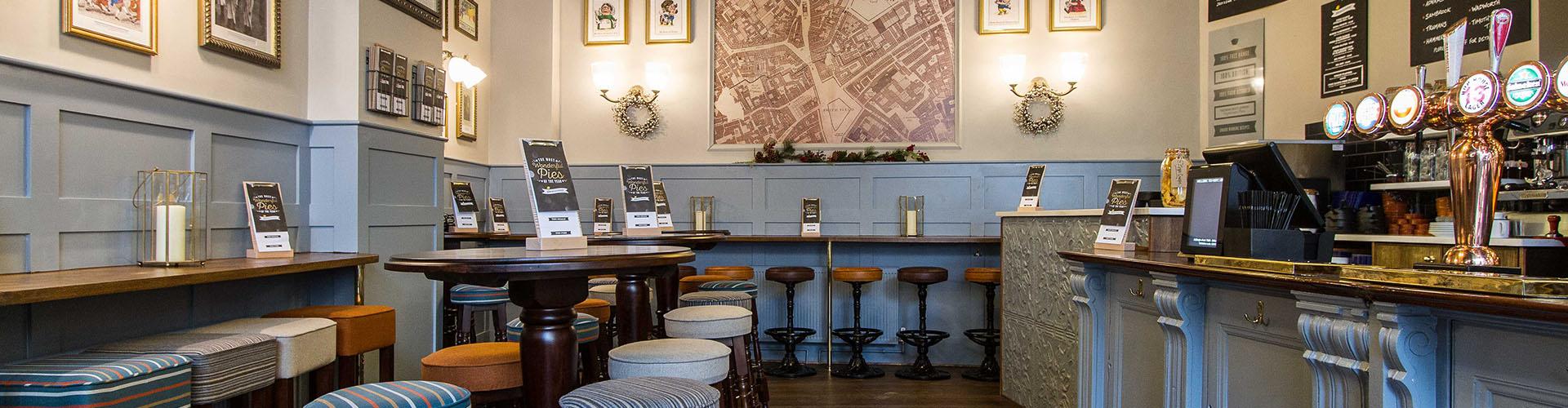 2020 - City Taverns - Hope London