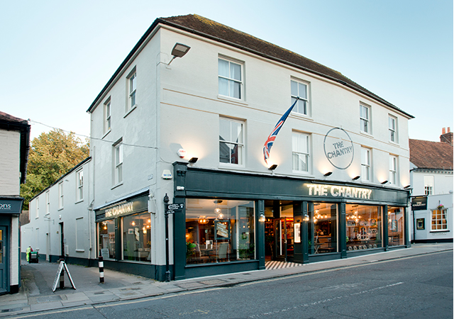 The Chantry Craft Beer Ales Pub In Chichester